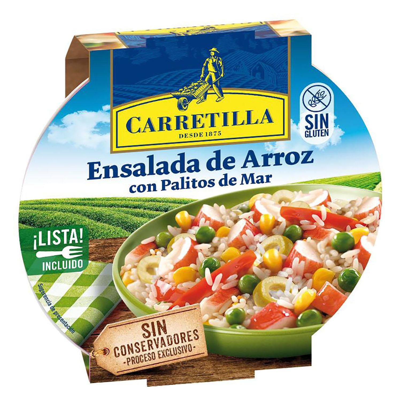 Ensalada cangrejo pic-nic