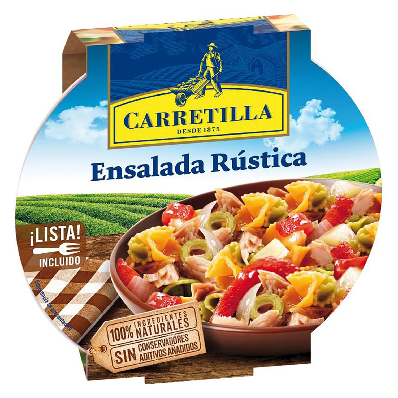 Ensalada rustica pic-nic Carretilla 200 g.