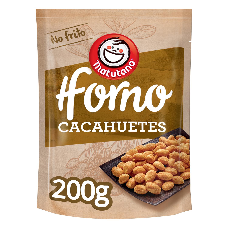 Cacahuete tostado al horno Matutano - Carrefour supermercado compra ...