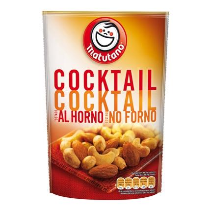 Cocktail al horno de frutos secos