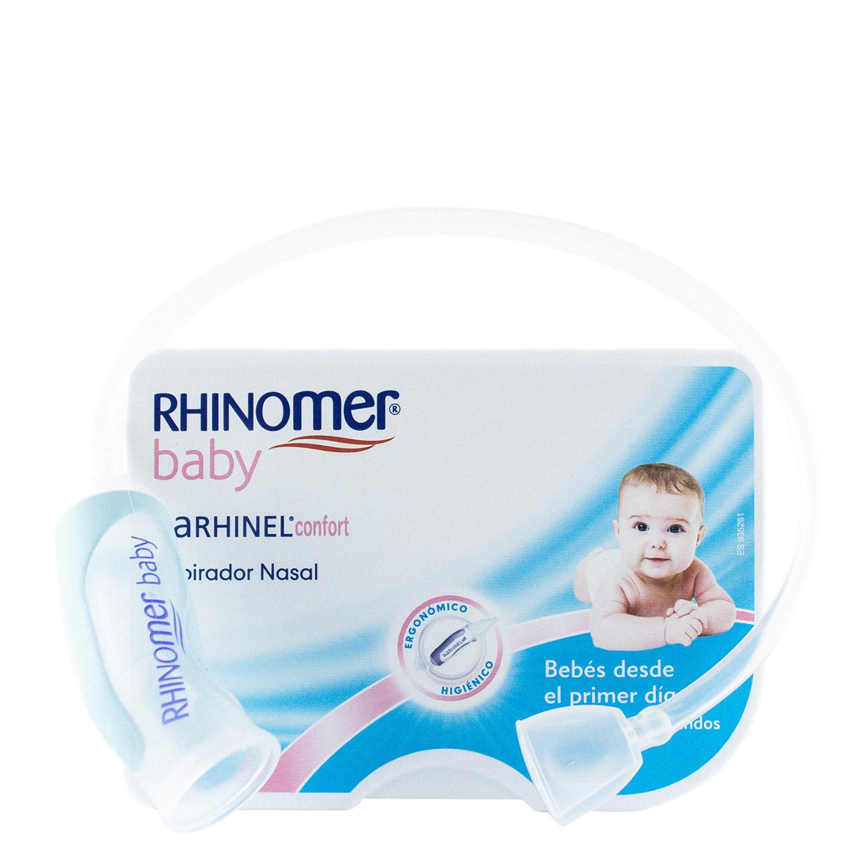 Aspirador nasal Narhinel confort para bebés + 2 recambios - 2
