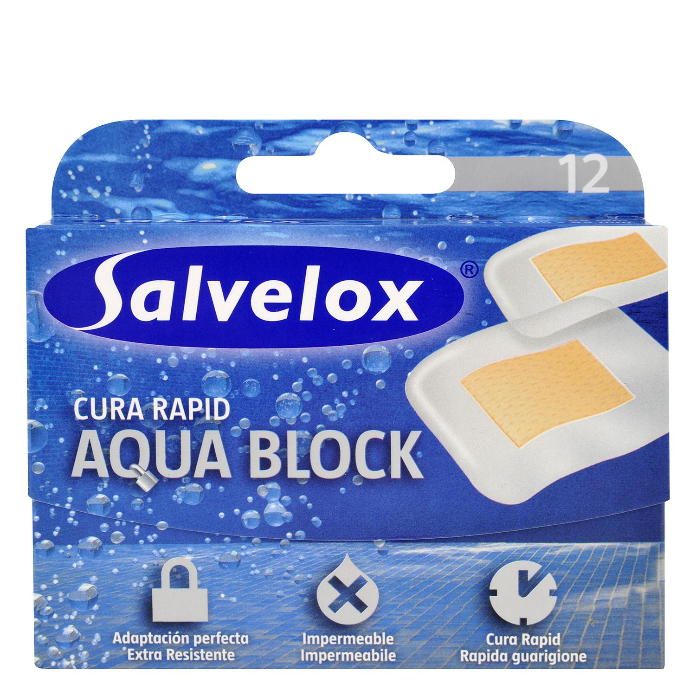 Tiras adhesivas Aqua Block