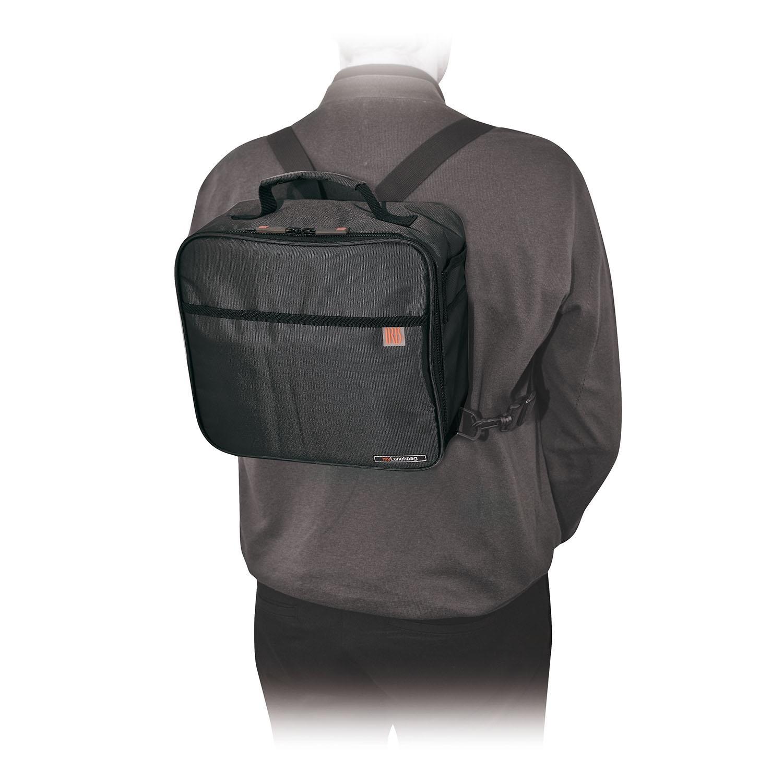 Pack Bolsa portalimentos My Lunchbag con 2 contenedores- Negro - 5