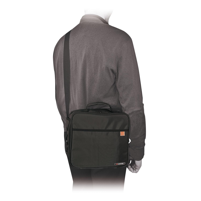 Pack Bolsa portalimentos My Lunchbag con 2 contenedores- Negro - 4