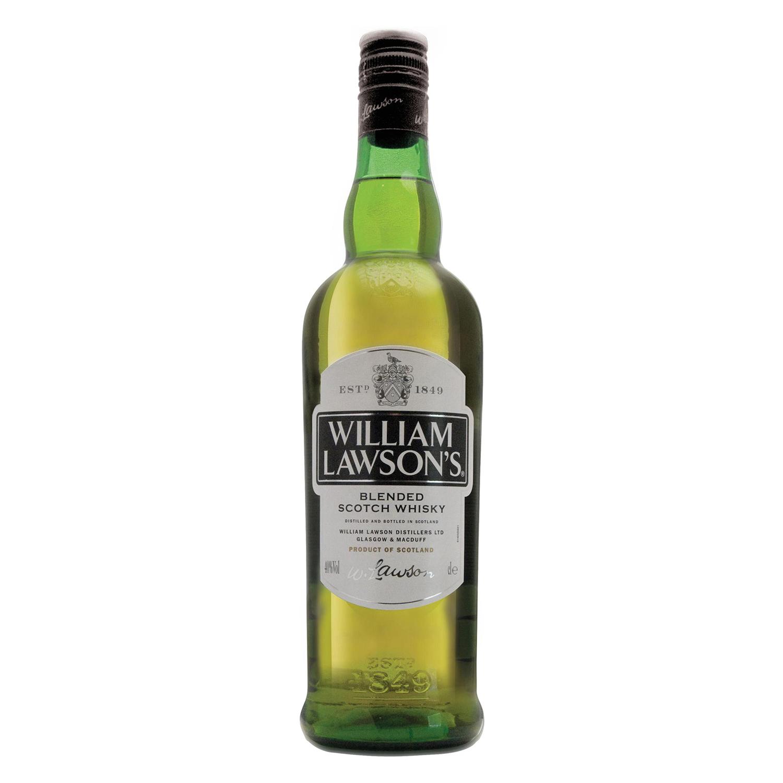 Whisky William Lawson's escocés 1 l.
