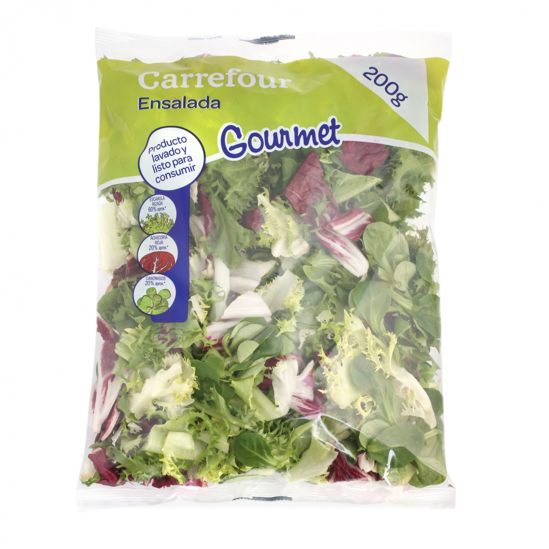 Ensalada Gourmet mezcla Carrefour 200 g - 2