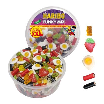 Caramelos de goma surtido funky mix