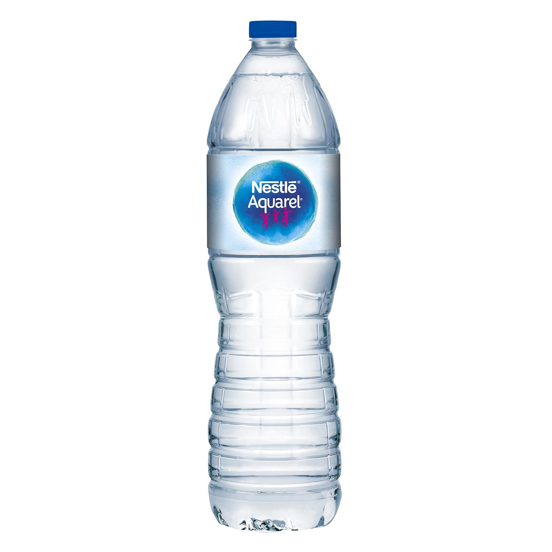 Agua mineral Aquarel natural 1,5 l.