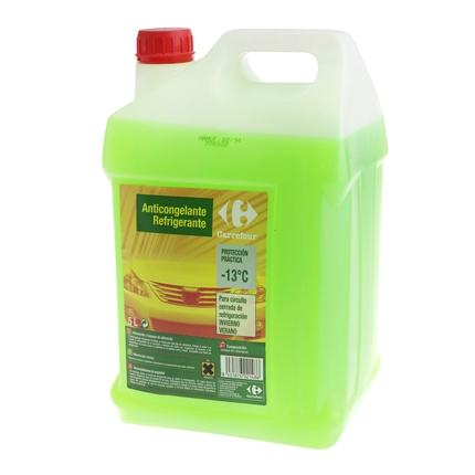 Anticongelante refrigerante