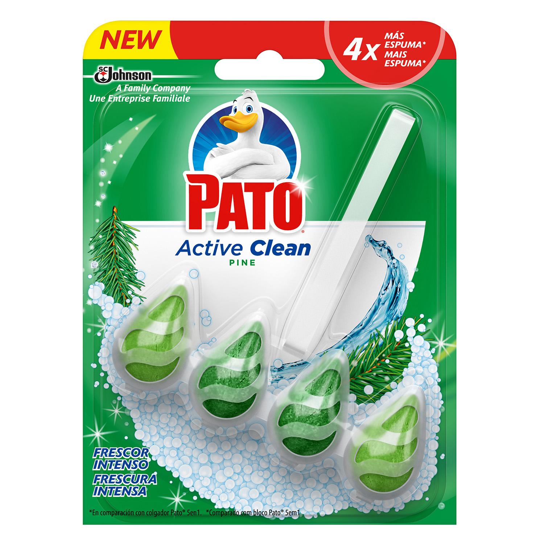 Colgador WC Active Clean Pine Pato 1 ud.