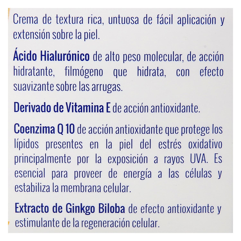 Crema de día Q10 Antiarrugas Carrefour 50 ml. - 4