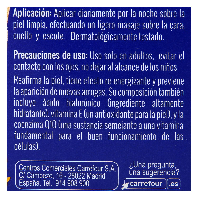 Crema de noche Q10 Antiarrugas - 4