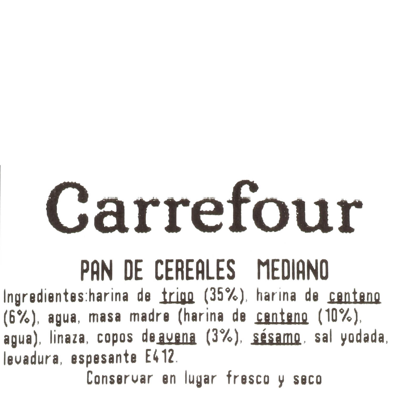 Pan de cereales mediano Fricopan 500 g - 3