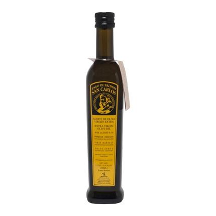 Aceite de oliva virgen extra Pago Baldios San Carlos 500 ml.