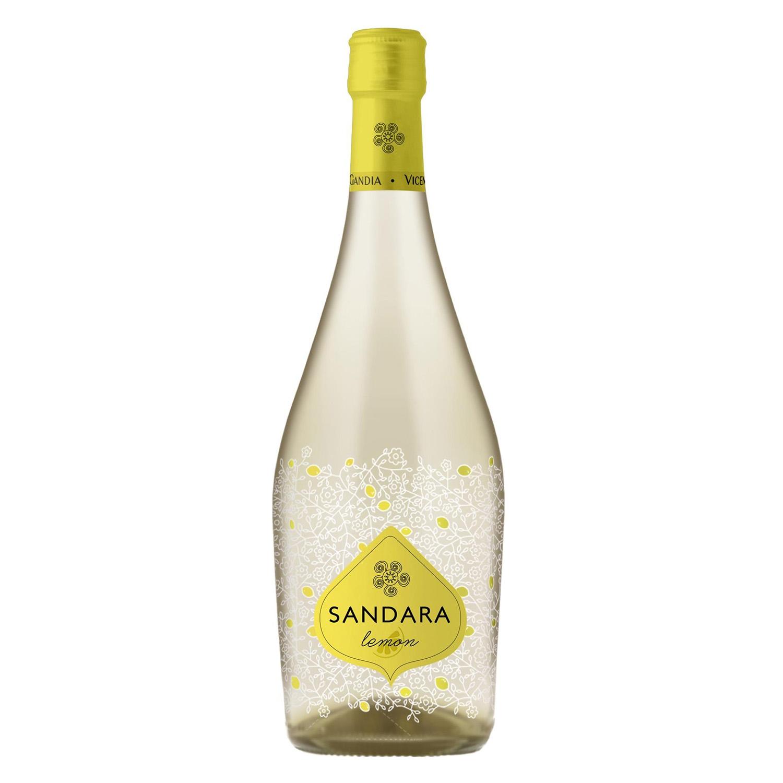 Vino blanco Frizzante Lemon Sandara 75 cl.