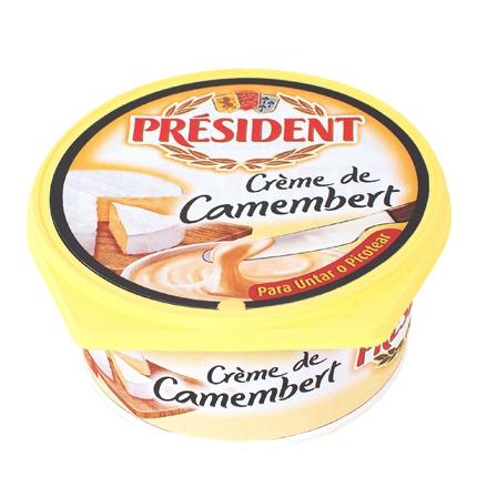Queso fundido para untar Crème de Camembert