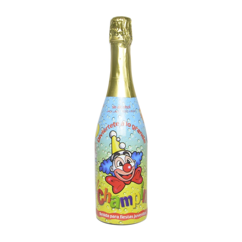 Bebida Champin espumosa sin alcohol 75 cl.
