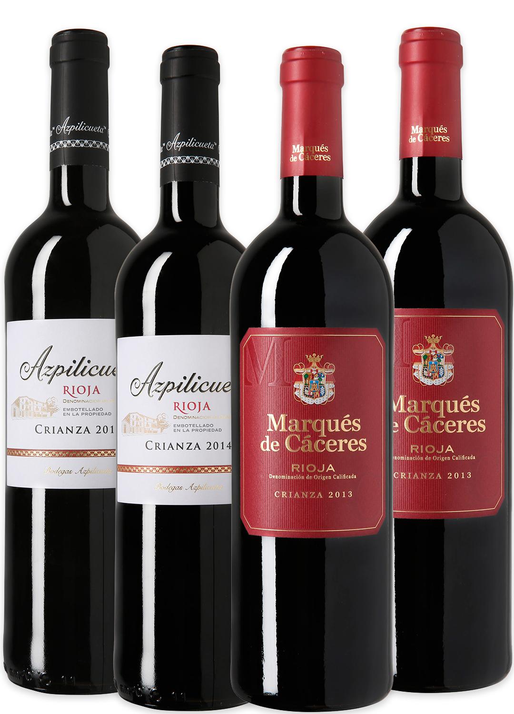 Azpilicueta + Marqués de Cáceres  Blanco
