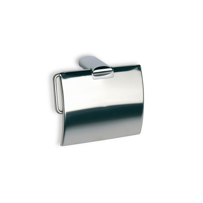 Portarollo de baño  de  Ronda 5CM Metalizado