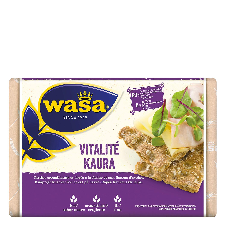 Pan tostado Vitalité Wasa 280 g. -