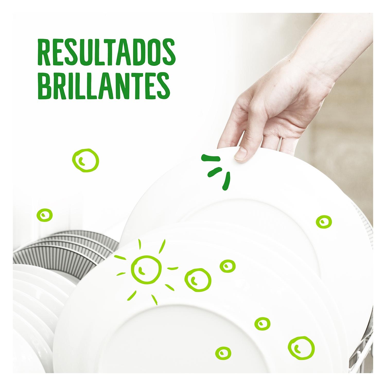 Lavavajillas máquina en pastillas ecológico Free & Clear Seventh Generation 24 ud. - 5
