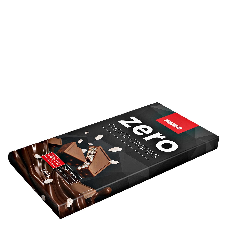 Chocolate crispies zero Prozis 150 g.