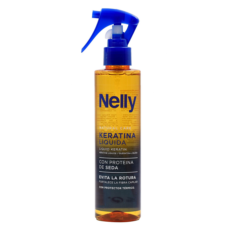 Keratina líquida Nelly 200 ml.