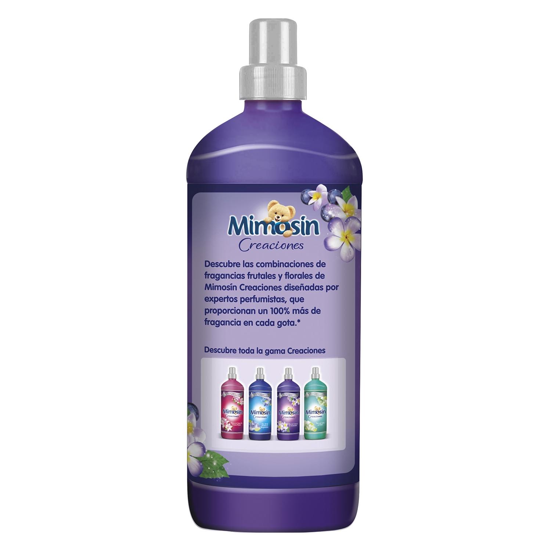 Suavizante Creaciones flor de cerezo y granada Mimosín 58 lavados. -