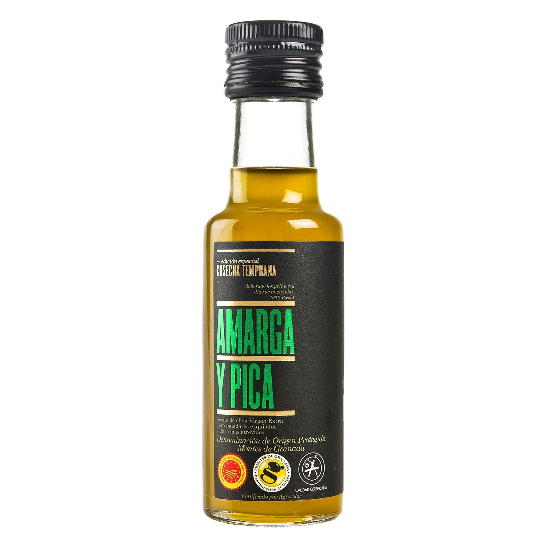 Aceite de oliva virgen extra Conde de Benalúa D.O Montes de Granada 12,5 cl.