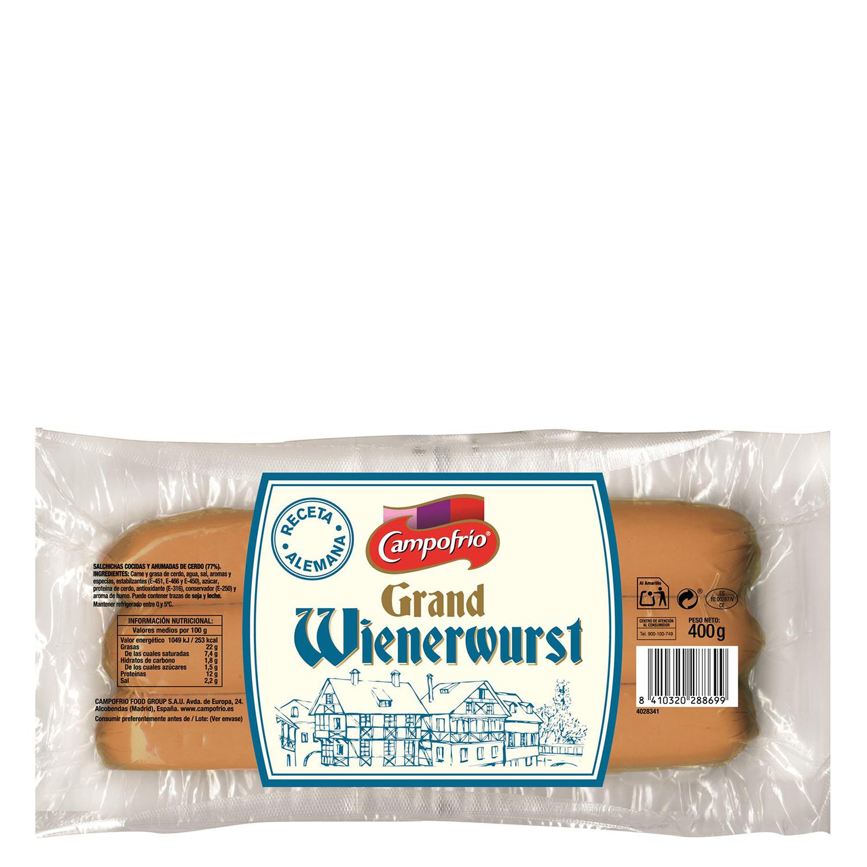 Salchichas Grand Wienerwurst
