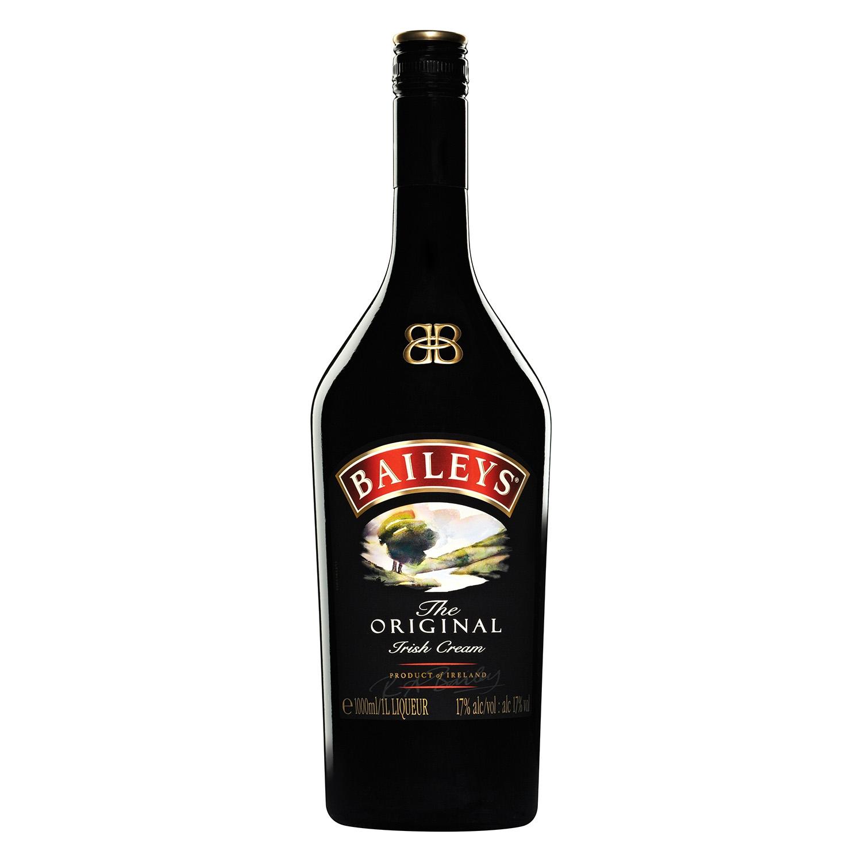 Crema irlandesa Baileys 1 l.