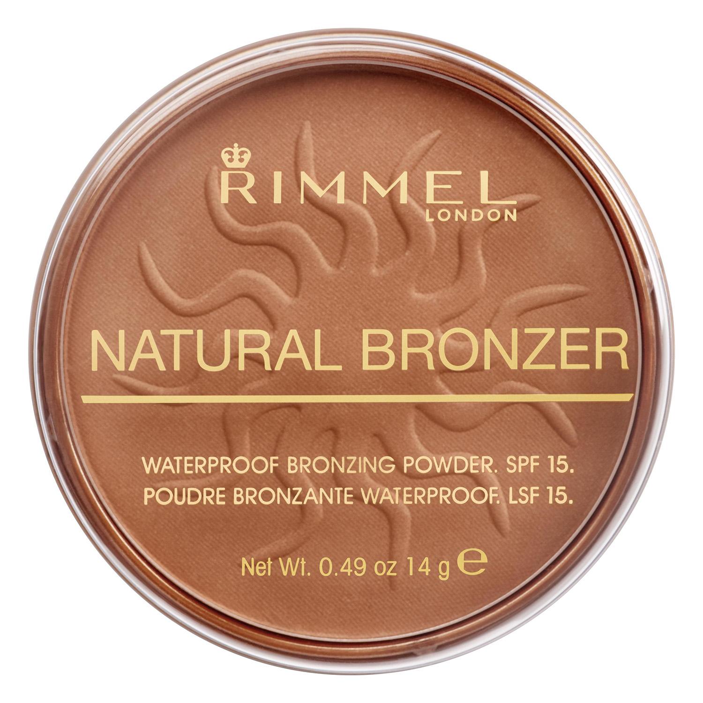 Polvos Natural Bronzer nº 22 Rimmel 1 ud.