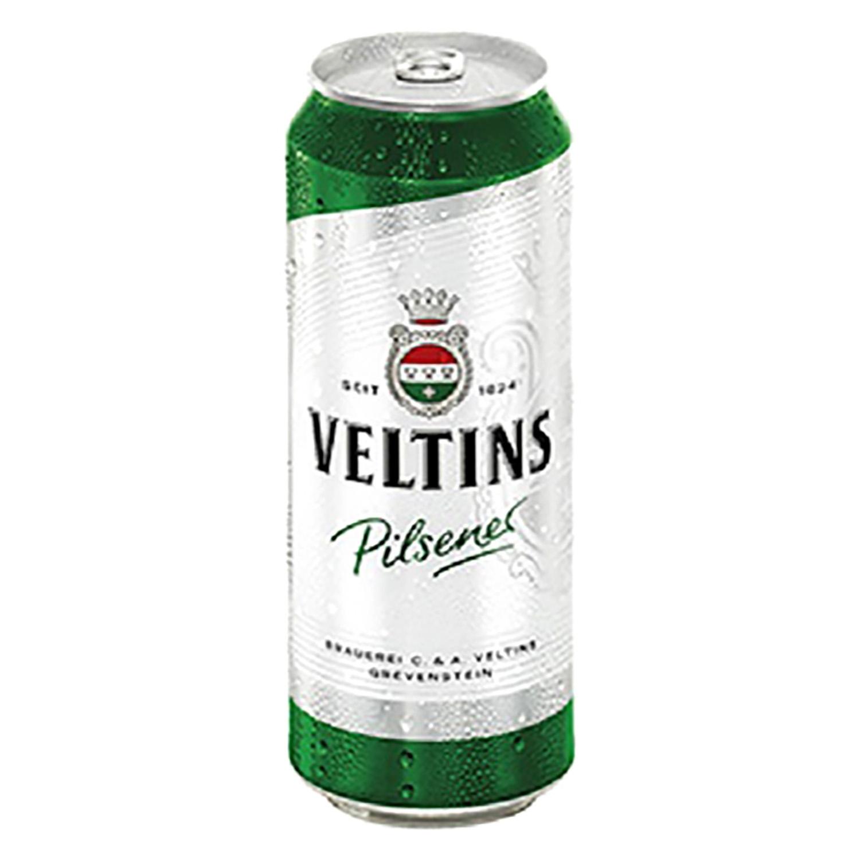 Cerveza Veltins Pilsener lata 50 cl.