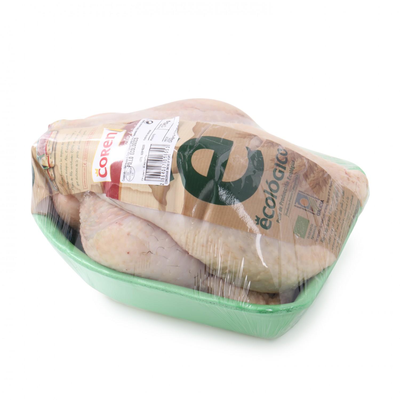 Pollo Limpio Ecológico Coren 2 kg aprox