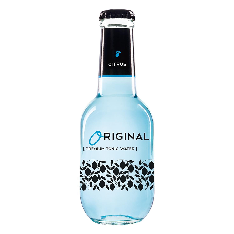 Tónica Original Citrus botella 25 cl.
