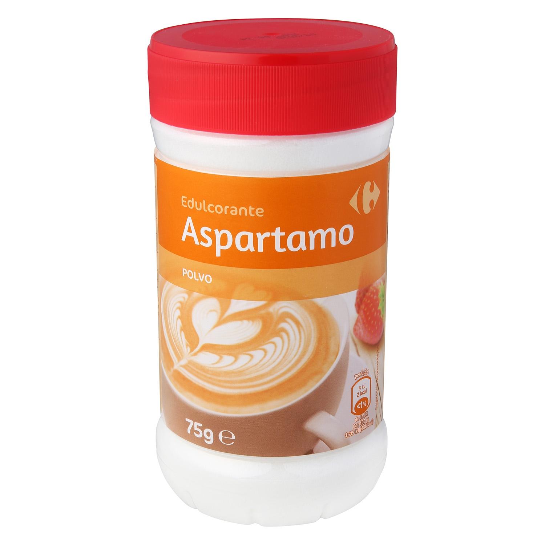 Edulcorante aspartamo polvo