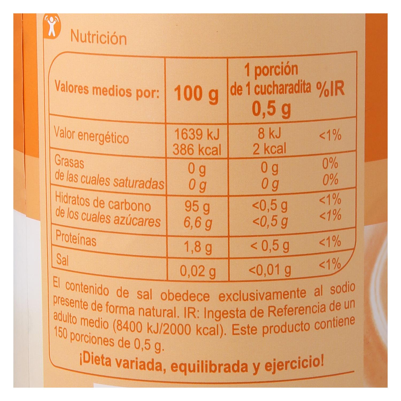 Edulcorante aspartamo polvo - 3