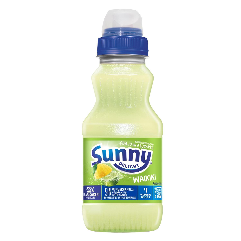 Zumo Sunny Delight Waikiki botella 31 cl.