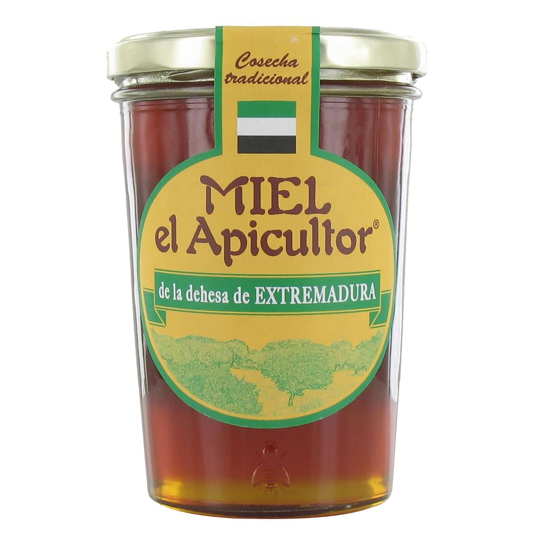 Miel dehesa de Extramadura El Apicultor 500 g.