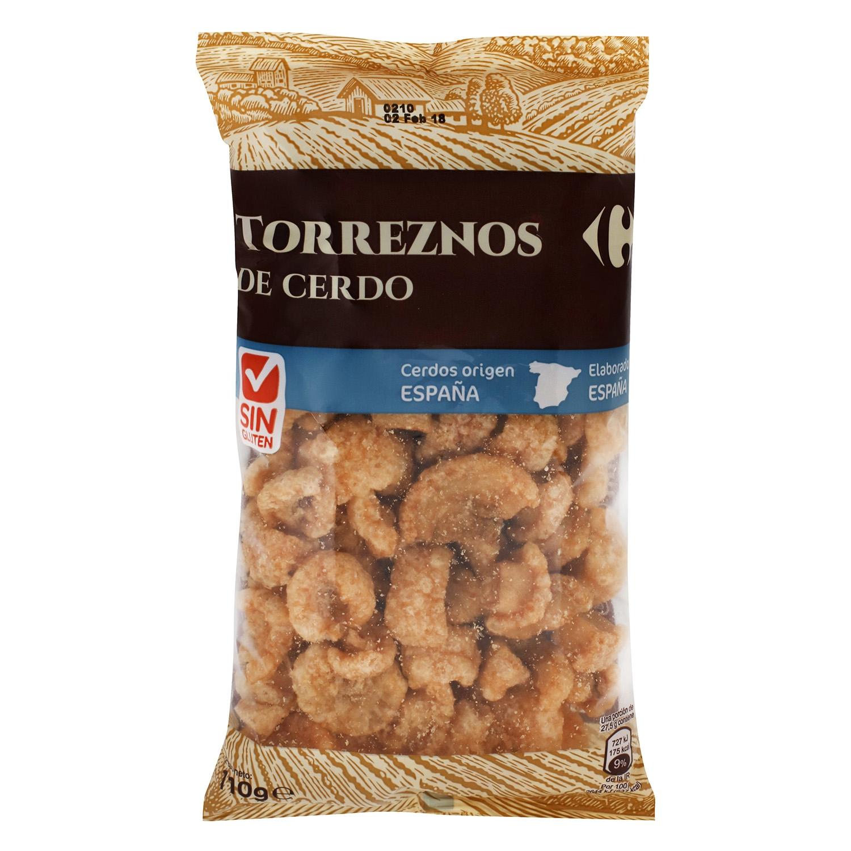 Torreznos - Sin Gluten