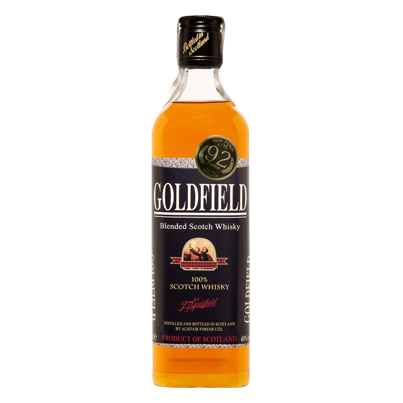 Whisky Goldfield escocés 70 cl.