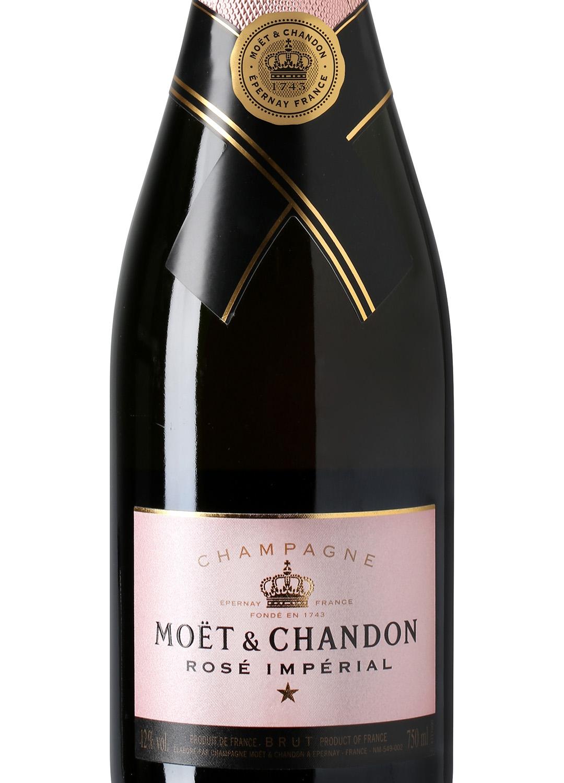 límpido a la vista comprar más nuevo Cantidad limitada Moët & Chandon Rosé Impérial Brut - Comprar Vino Online ...