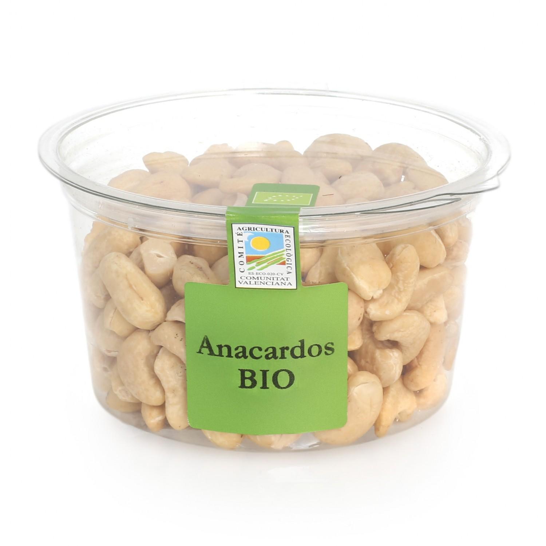 Anacardo crudo ecológico Carrefour granel tarrina 250 g - 2