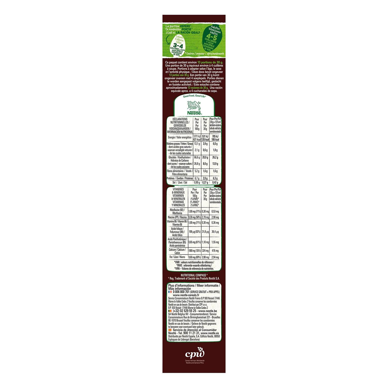 Cereales con chocolate y caramelo Lion Nestlé 410 g - 2