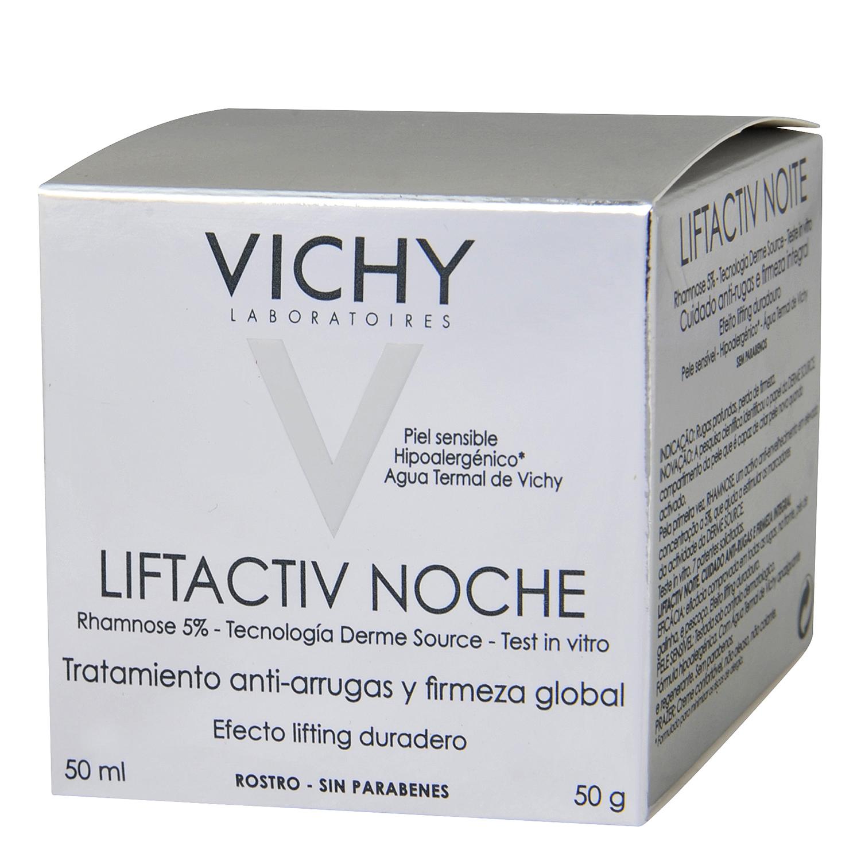 Crema de noche Liftactiv anti-arrugas