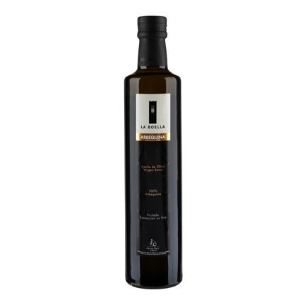 Aceite de oliva virgen extra La Boella 500 ml.