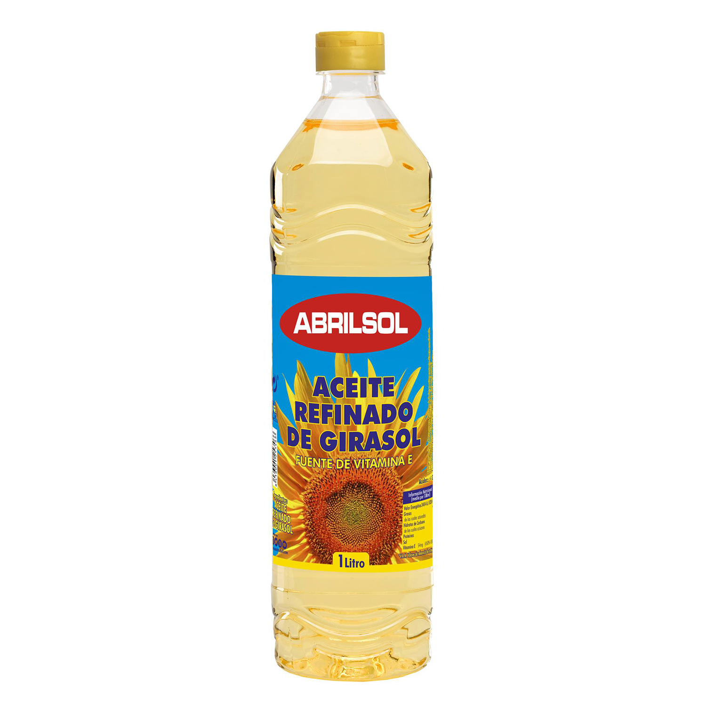 Aceite de girasol Abrilsol 1 l.