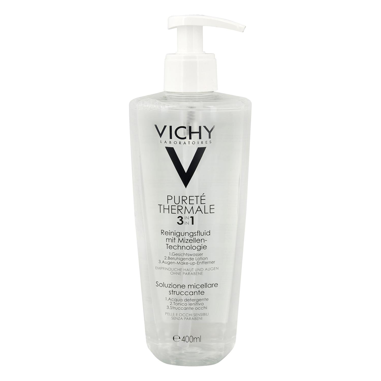 Solución micelar Vichy 400 ml.