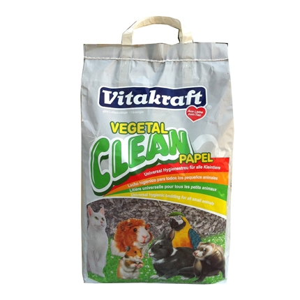 Sustrato vegetal clean papel