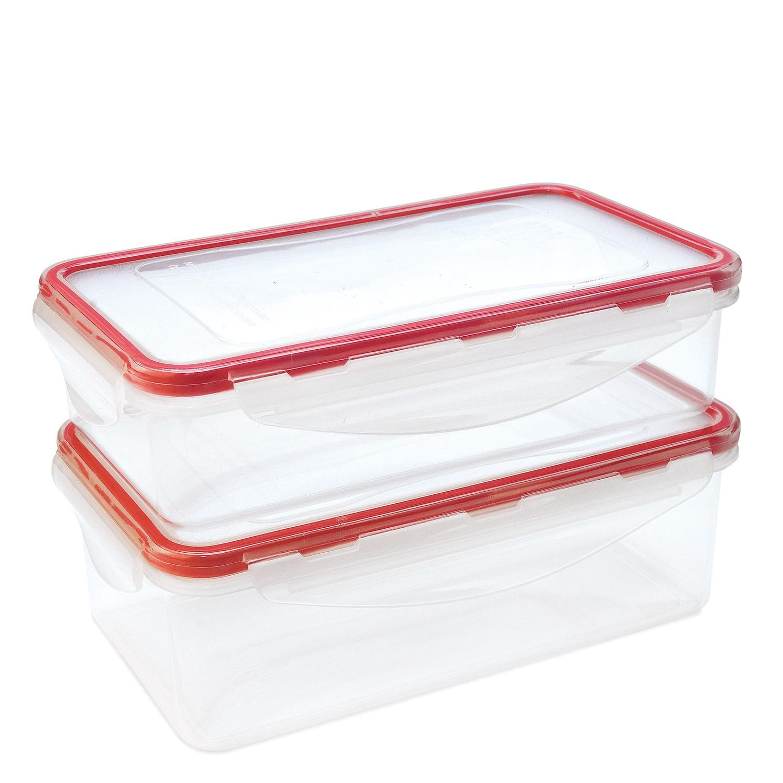 Pack Bolsa portalimentos  My Lunchbag con 2 contenedores- Negro - 2